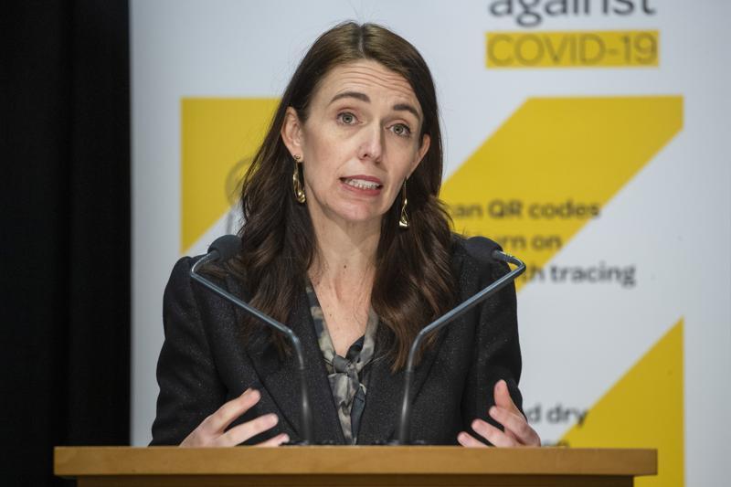 Nueva Zelanda: 7 casos de COVID, el primer brote en 6 meses Foto: AP