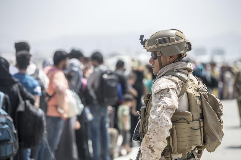 EUA evacúa a 20 mil personas de Kabul, mayor cifra diaria