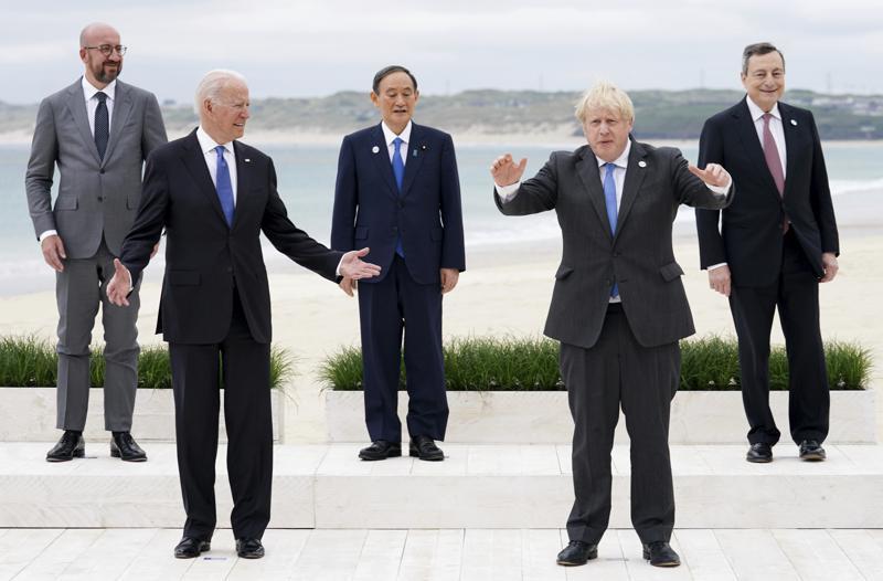 G7 presiona a EUA para que no salga aún de Afganistán Foto: AP