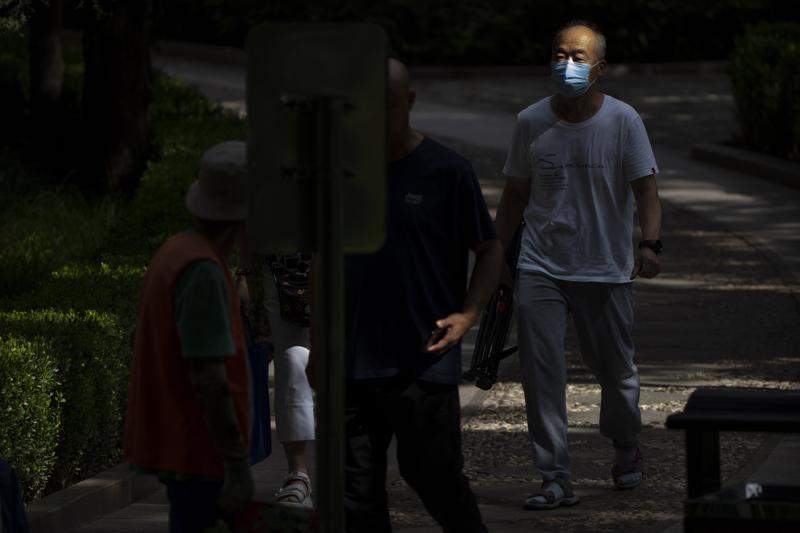 OMS dice que los contagios de COVID-19 parecen estabilizarse Foto: AP