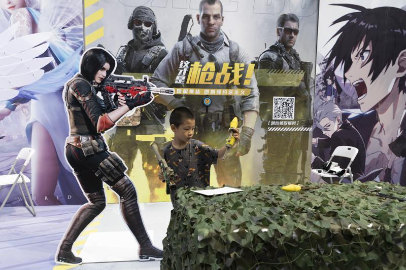 China limita a 3 horas por semana los videojuegos para niños Foto: AP