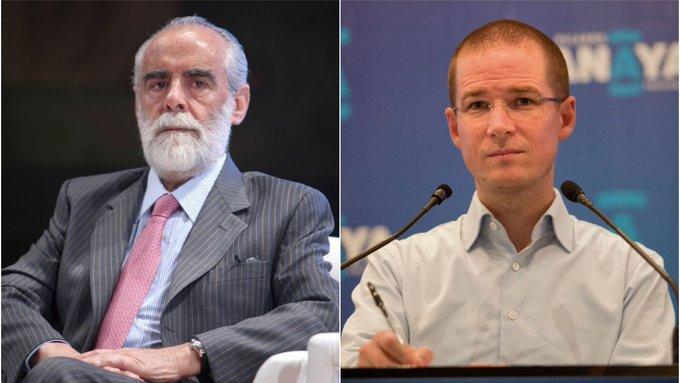 'Jefe Diego' en contra de AMLO por incriminar a Ricardo Anaya