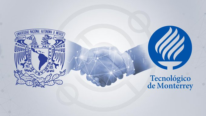 Tec de Monterrey supera a UNAM en ranking de mejores universidades de Latinoamérica