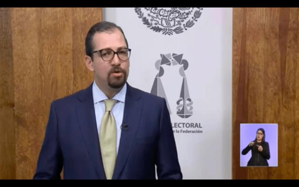 """Destitución es """"Nula de Pleno Derecho"""", magistrado del TEPJF José Luis Vargas Valdez"""