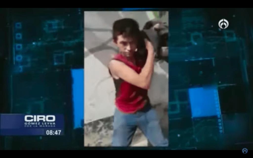 Circulan nuevos videos de la detención de José Eduardo Ravelo en Mérida