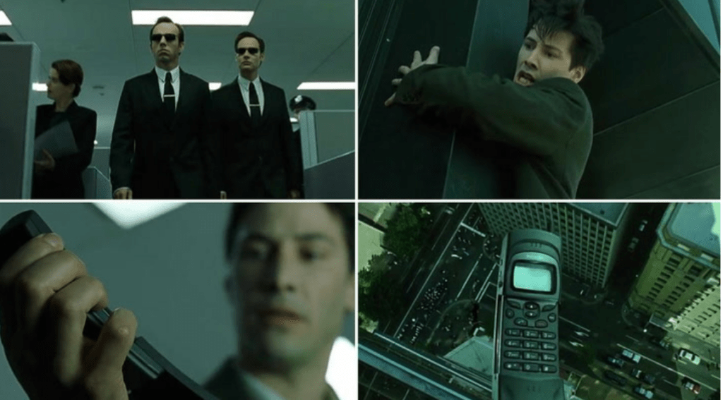 Matrix 4 Foto: Internet