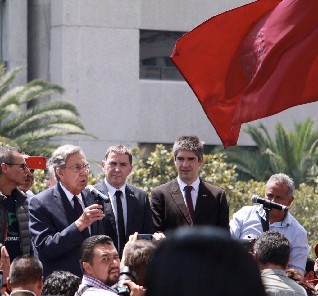 Cárdenas, la ruptura   Dobleces