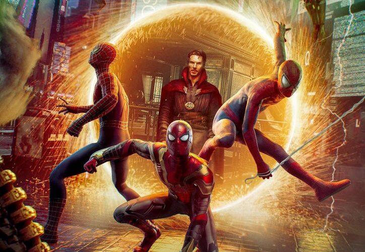 Tráiler oficial de Spider-Man: No Way Home (Video)