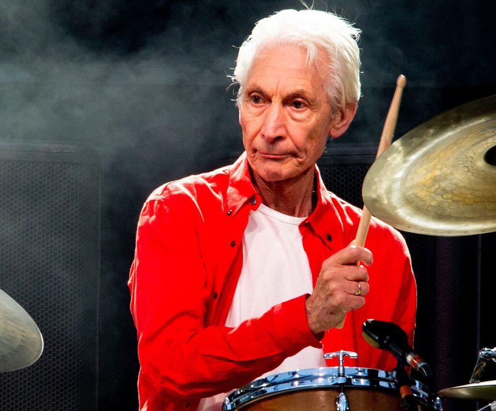 Murió a los 80 años Charlie Watts, baterista de los Rolling Stones