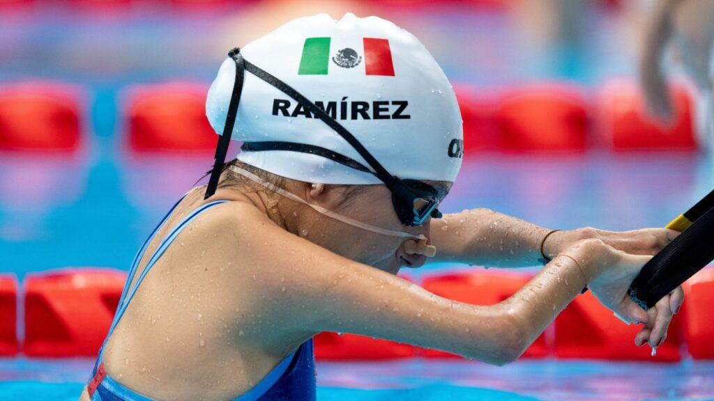 Mexicana Fabiola Ramírez da primera medalla para el país en Juegos Paralímpicos