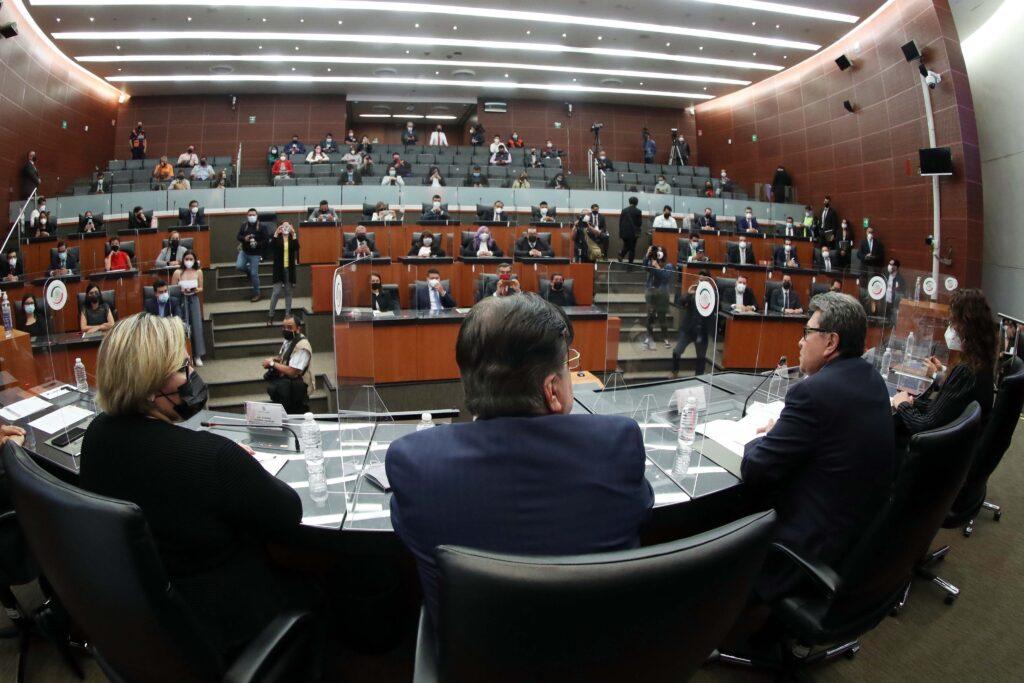 Senado Foto: @senadomexicano