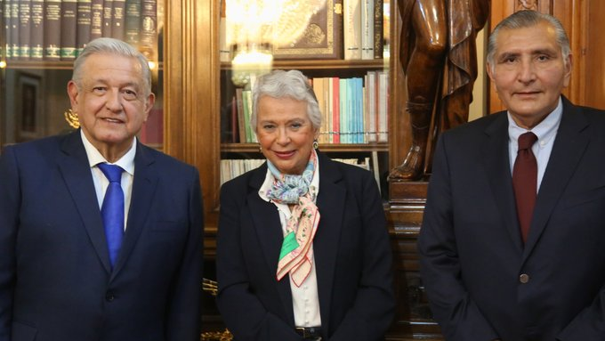 Adán Augusto López, gobernador de Tabasco, llega a la Segob: AMLO