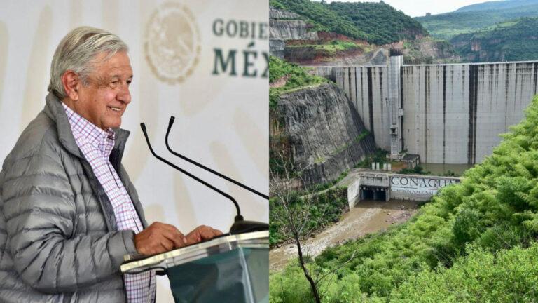 Se evitarán inundaciones por presa Zapotillo: AMLO
