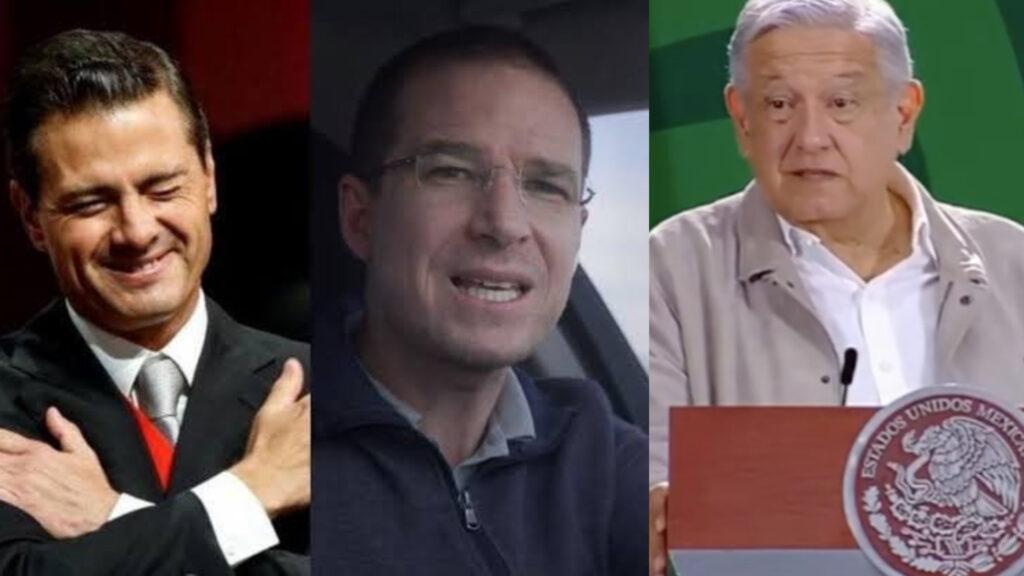 AMLO señaló que Ricardo Anaya se alió con el gobierno de Enrique Peña Nieto