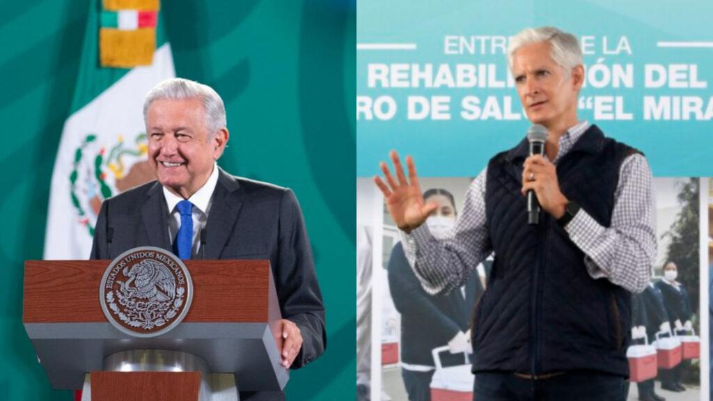 Posibles sucesores de AMLO y Del Mazo