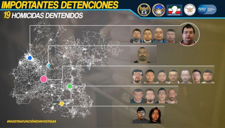 """En Guanajuato autoridades detuvieron a Juan Gonzalo """"N"""" alias """"El María"""" y/o """"El Rata"""""""