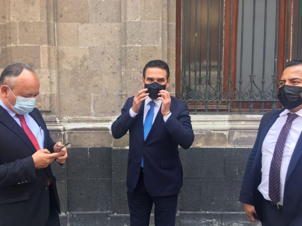 Silvano Aureoles Foto: Presidencia