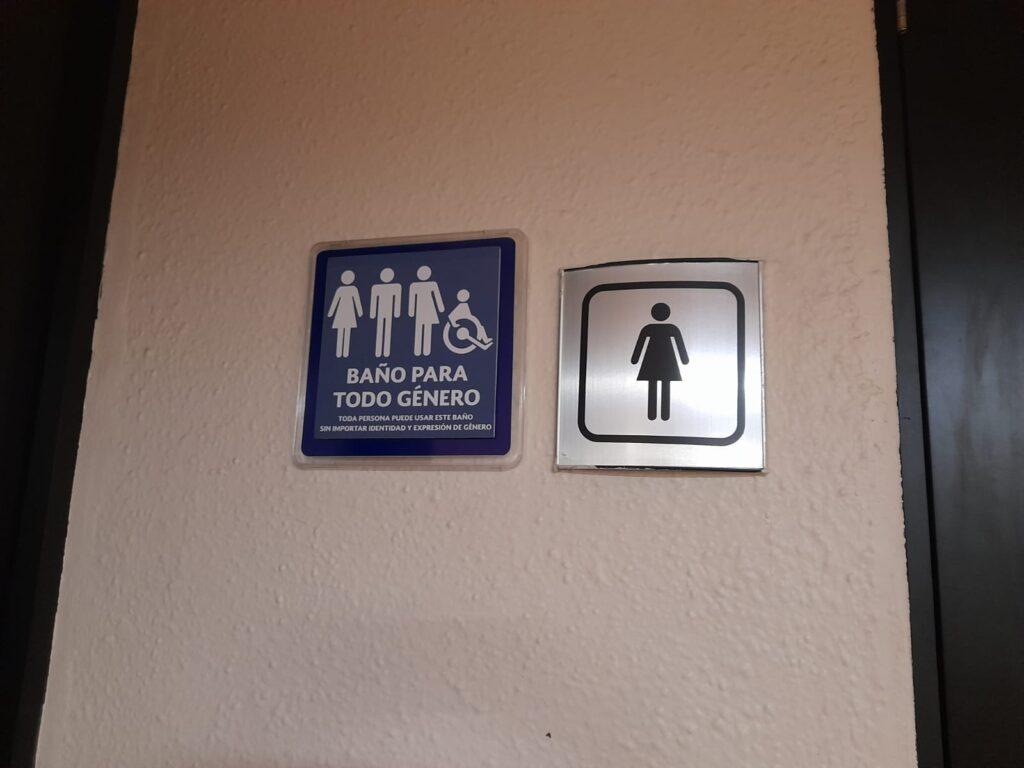 Acondicionan baños inclusivos en el recinto de San Lázaro Foto: Internet