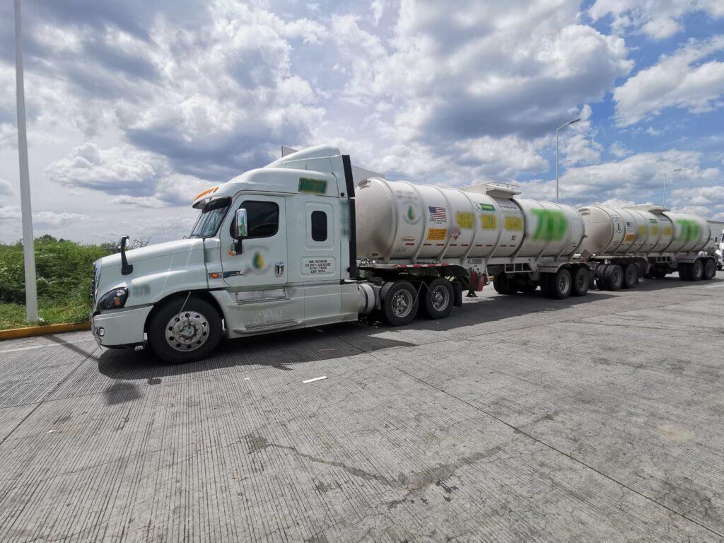 Guardia Nacional recuperó en Jalisco 150 mil litros de hidrocarburo
