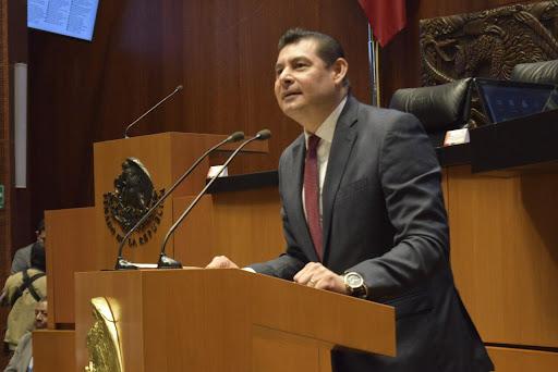 El senador Alejandro Armenta impulsa una economía circular para hacer óptimos los recursos Foto: Internet