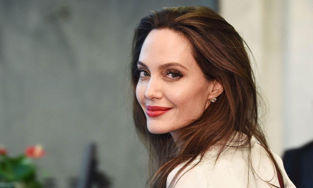 Angelina Jolie abre su cuenta de Instagram y rompe récord Foto: Internet