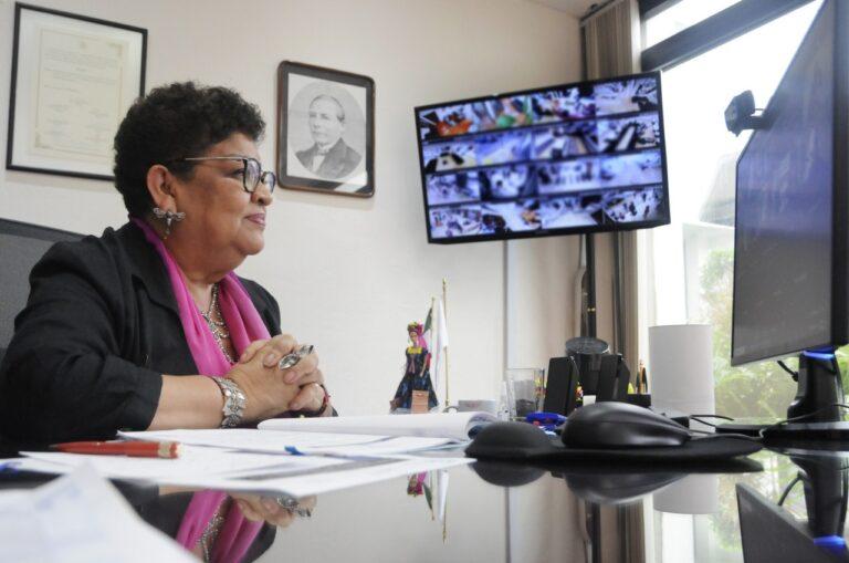 """Fiscalía CDMX y autoridades de Argentina presentan el sistema """"GENis"""" (Banco de Perfiles Genéticos de Uso Forense)"""