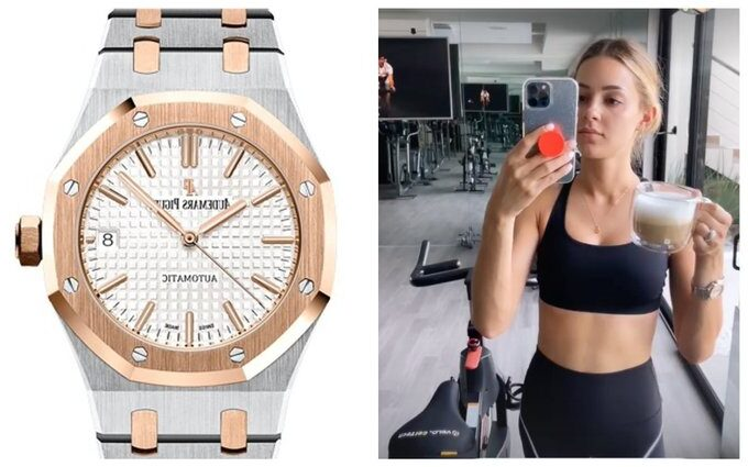 Esposa de futuro gobernador de NL posee reloj de 1 millón de pesos
