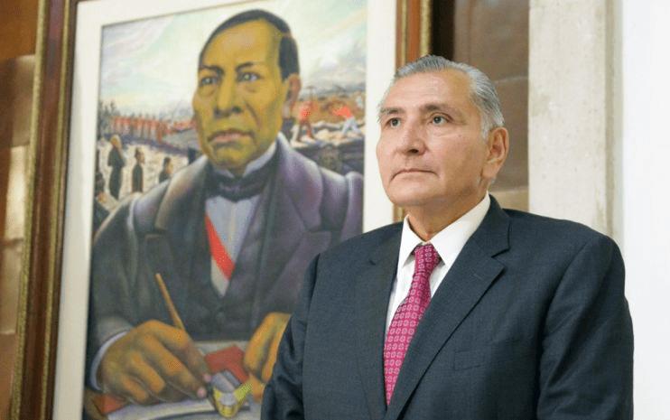 Adán Augusto López toma posesión como secretario de la SEGOB