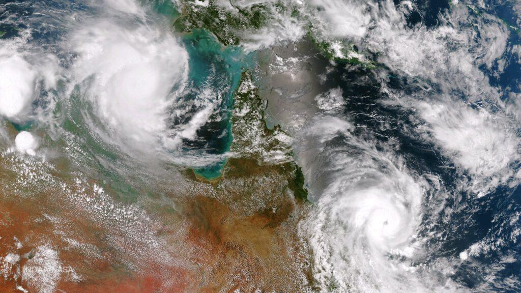 huracán Foto: Internet