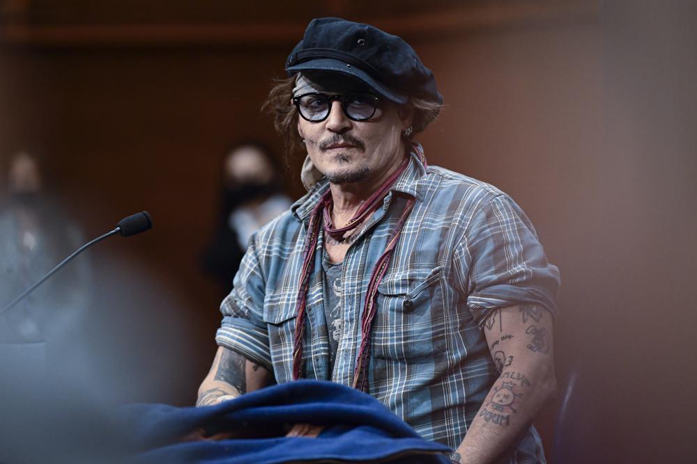 """Depp: """"Nadie está seguro con la cultura de la cancelación"""""""