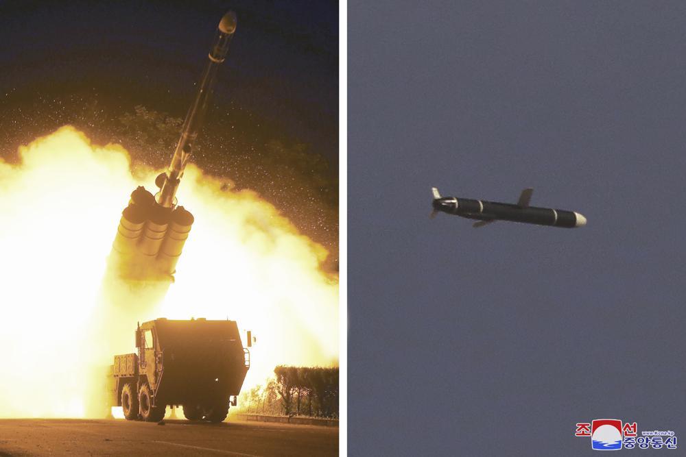 Norcorea dice haber probado misiles crucero de largo alcance