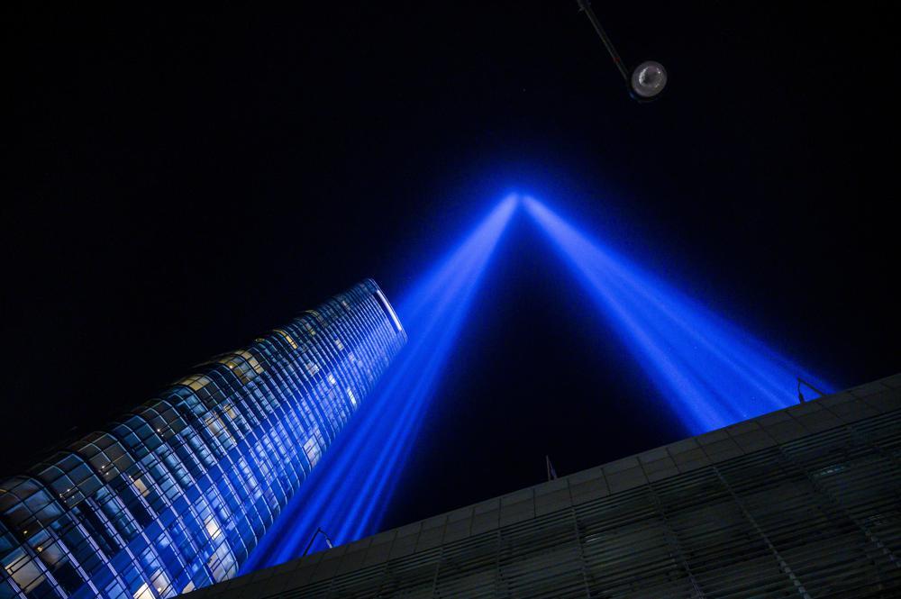 EUA conmemora el 20mo aniversario de atentados del 11-S