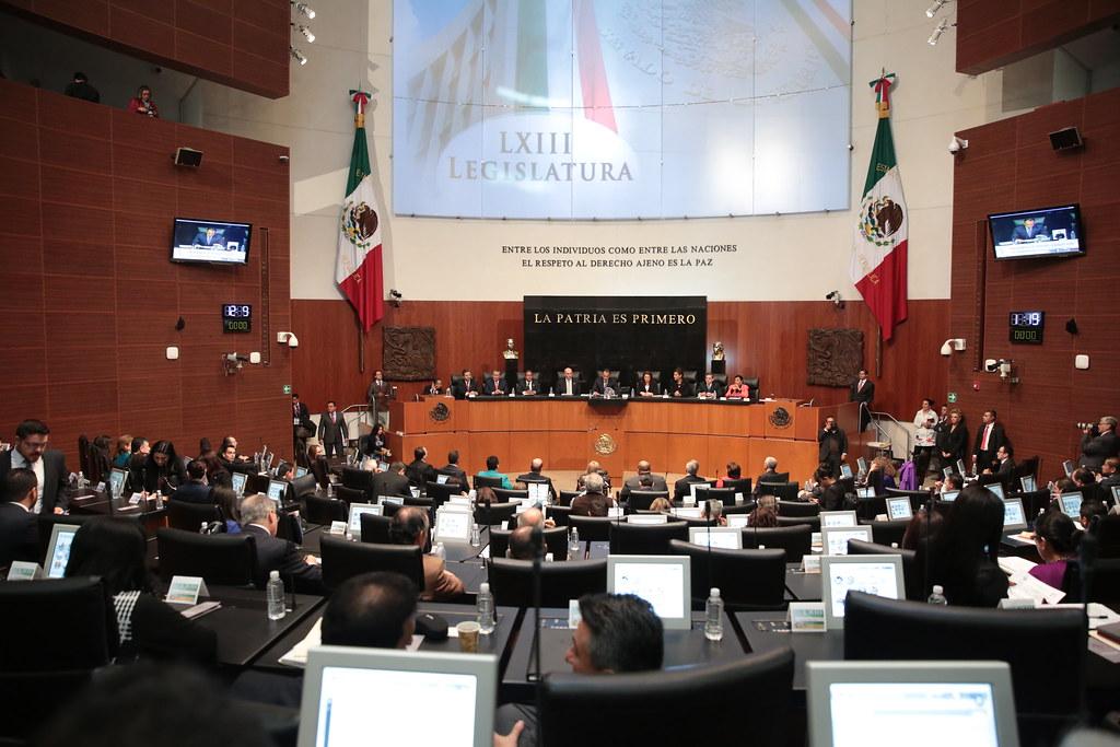 Senado valida cambiar nombre a la SCT por Secretaría de Infraestructura, Comunicaciones y Transportes Foto: Internet