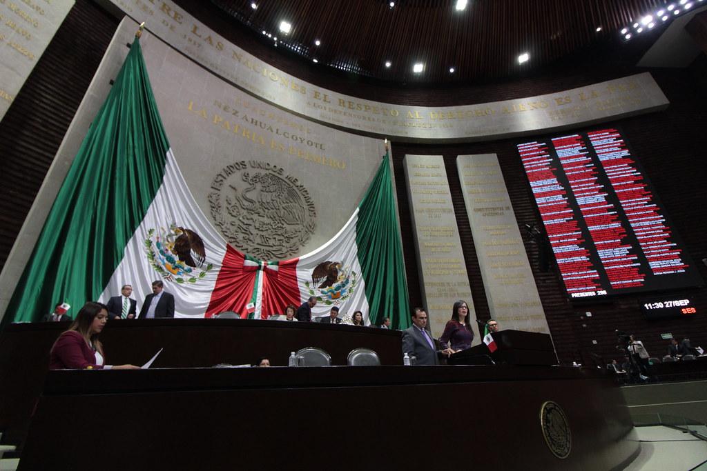 Se suspenderán las sesiones en San Lázaro si no se respetan la sana distancia, advierte Morena Foto: Internet