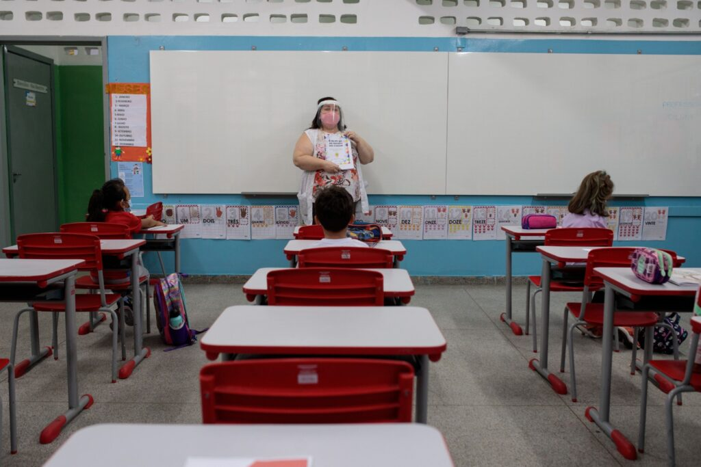 En el Estado de México se avanza en el regreso a clases: Alfredo Del Mazo Maza Foto: Internet