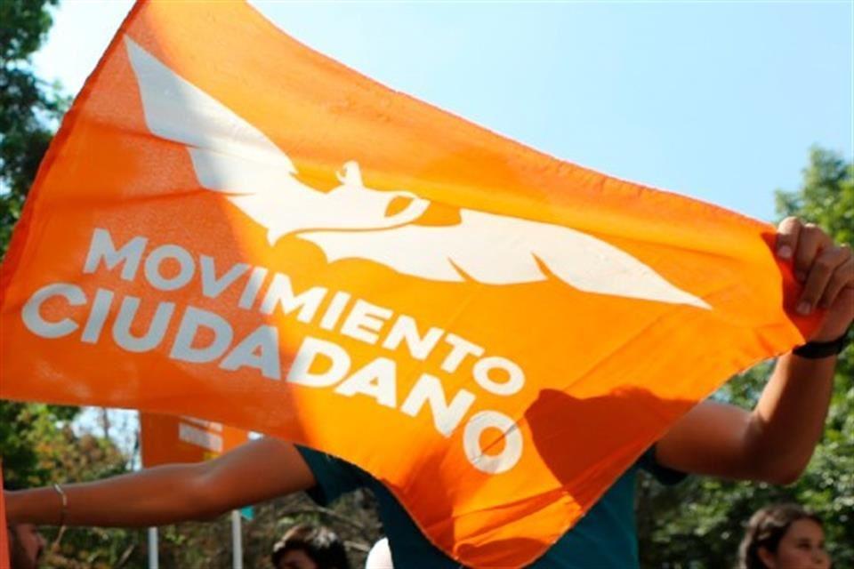 Instala Movimiento Ciudadano Parlamentos Abiertos, en recinto de San Lázaro Foto: El Norte