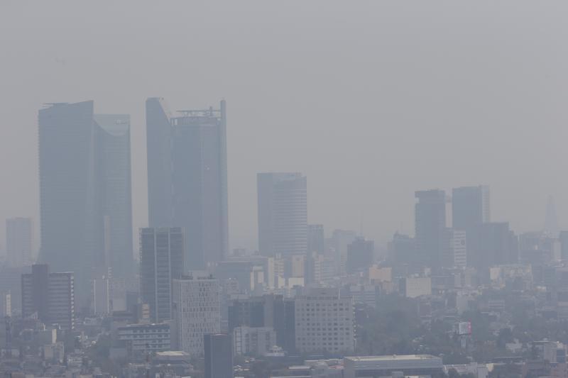 ONU ve leves mejoras en calidad del aire por confinamientos Foto: AP