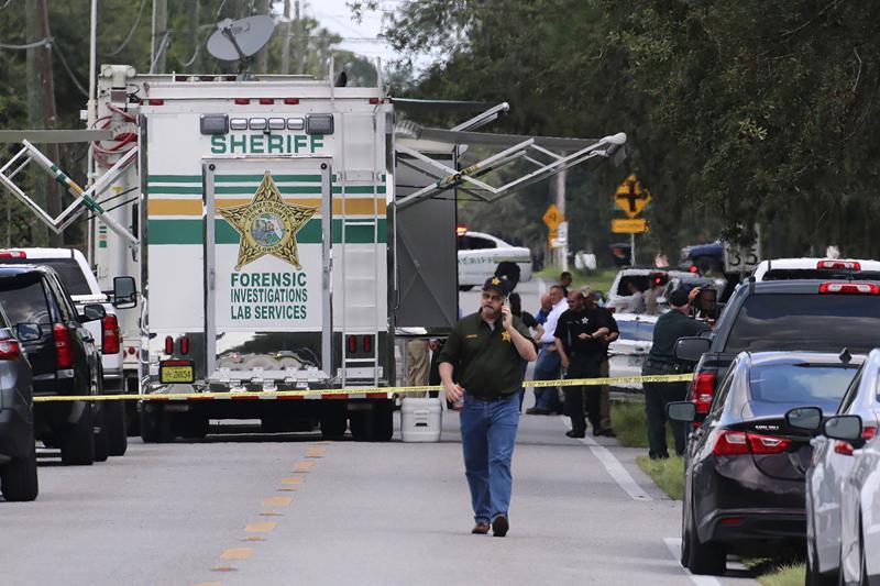 Hombre mató a 4 personas, incluido un bebé en Florida, EUA