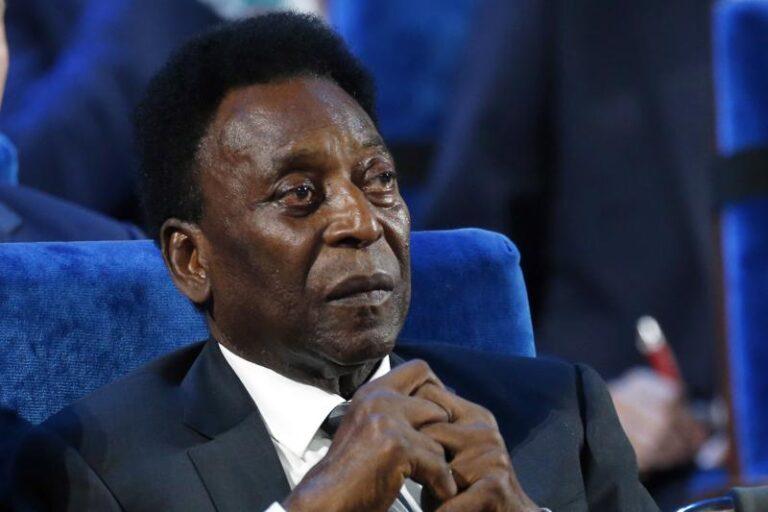 El tumor de colon se extirpó y me siento bien: Pelé