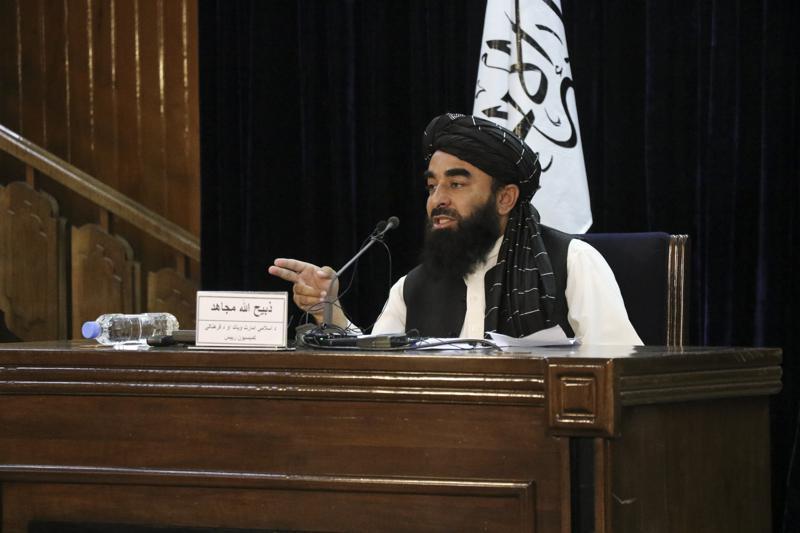 El Talibán anuncia gabinete dominado por la vieja guardia Foto: AP