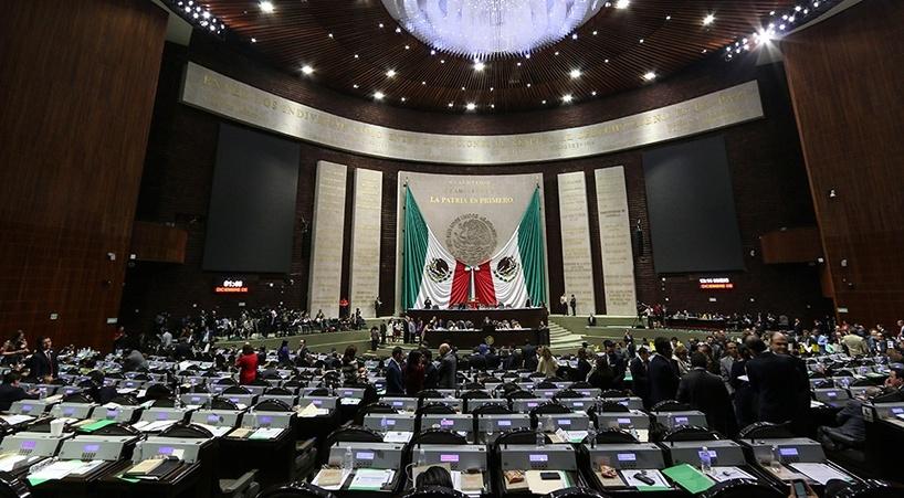 La siguiente semana estarán asignadas las comisiones legislativas en San Lázaro Foto: Internet
