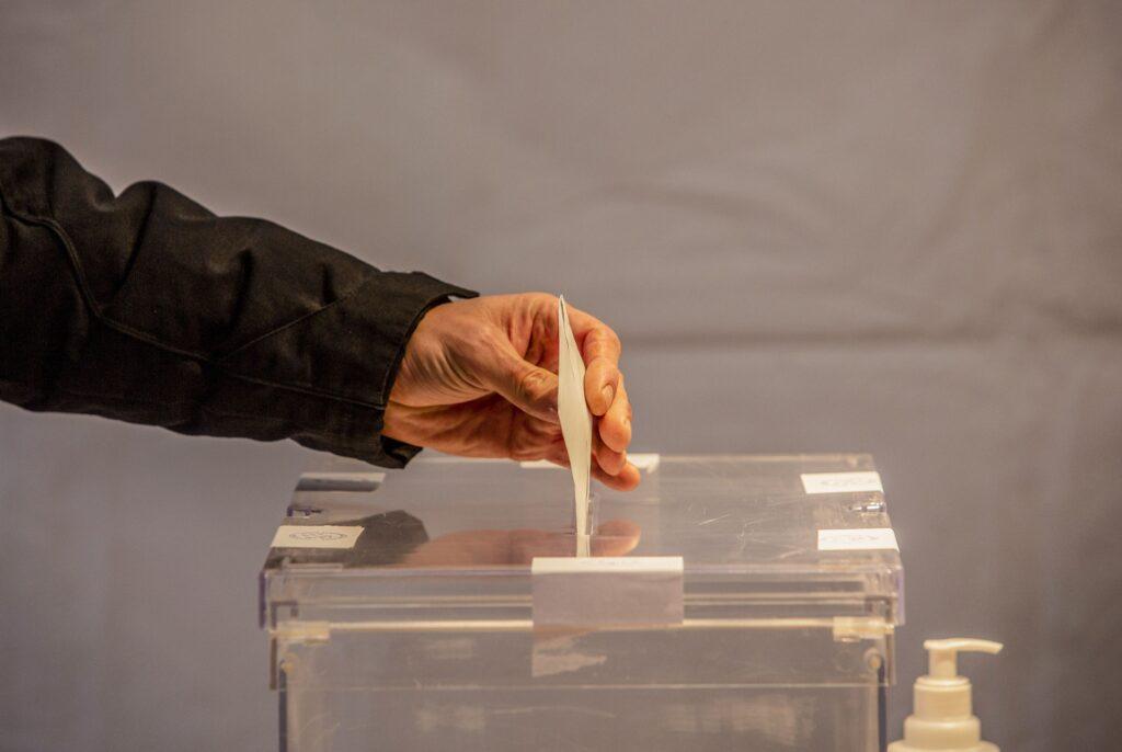 votación Foto: Internet