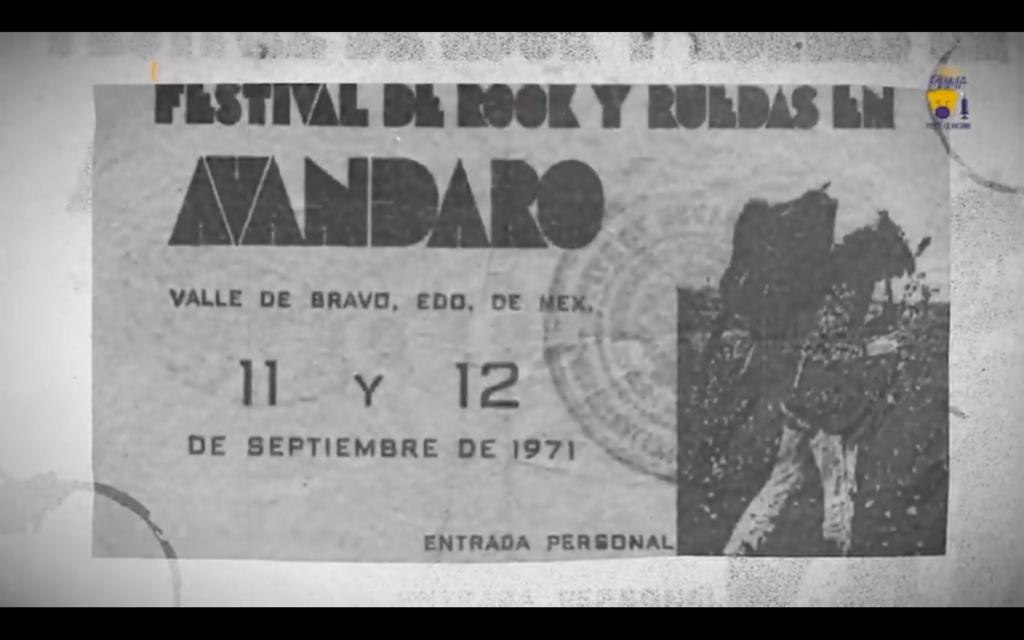El festival Avándaro conmemora 50 años