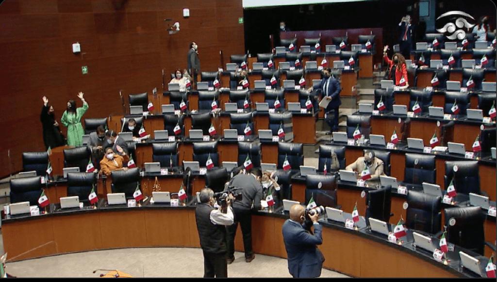 Aprueba Senado enmiendas al Estatuto de Roma Foto: @senadomexicano