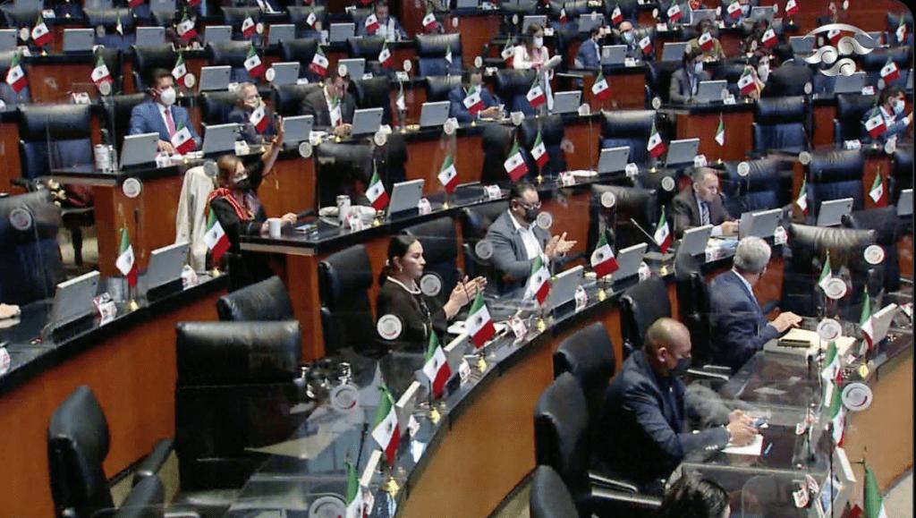 Morena y PAN en el Senado ven dos mundos distintos en materia de Política Social Foto: @senadomexicano