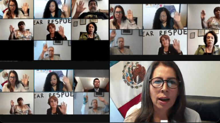 Impulsan senadores digitalizar servicios de seguridad social para mejorar la atención Foto: @senadomexicano