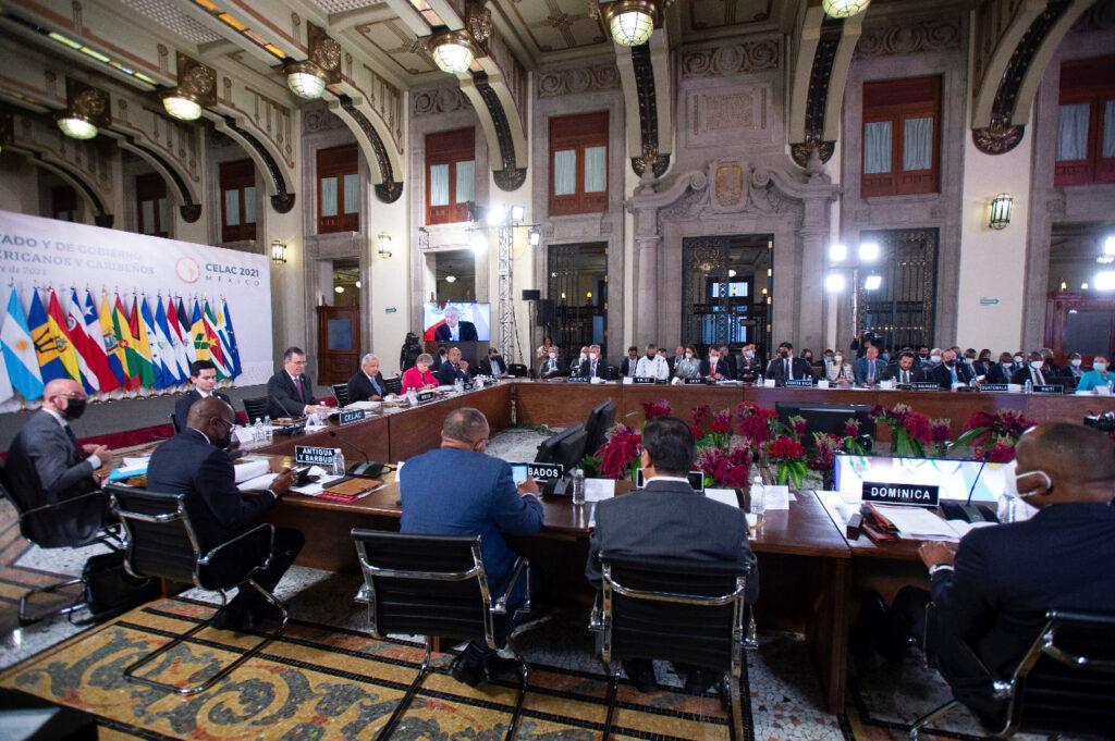 AMLO cuestionó la polémica por Cumbre CELAC Foto: Presidencia
