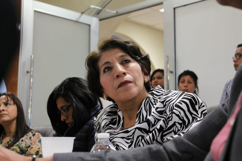 Exige Xóchitl Gálvez a titular de la SEP separarse del cargo Foto: @delfinagomeza