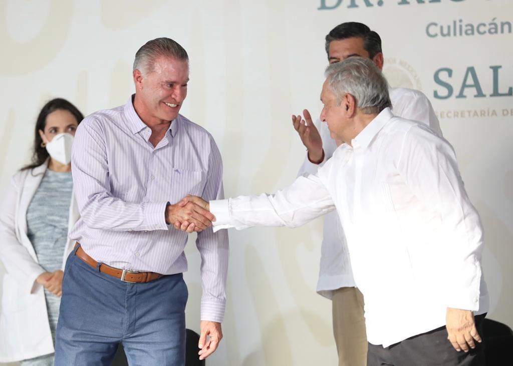 Quirino Ordaz AMLO