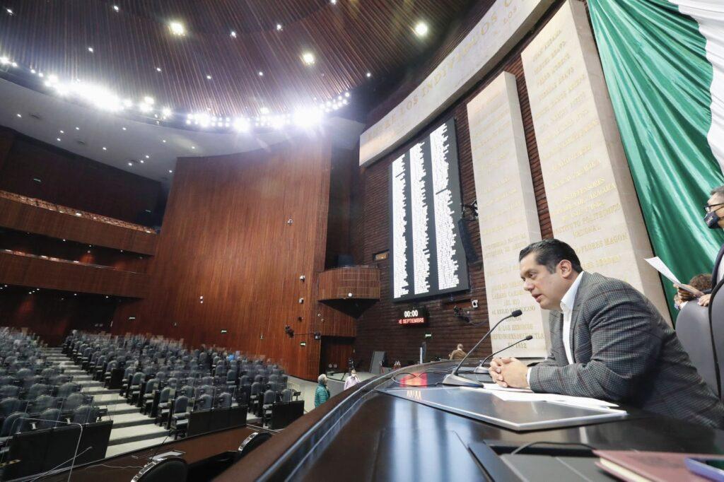 Realizan diputados simulacro de sesión virtual Foto: @Sergeluna_S